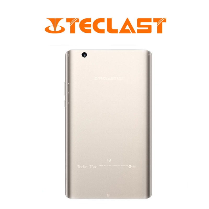 Image 2 - Teclast T8 8.4 inch Android 7.0 Hexa Core 4G+64G Android Tablet pc WiFi Bluetooth Tablets Fingerprint Recognition планшет-in Tablets from Computer & Office