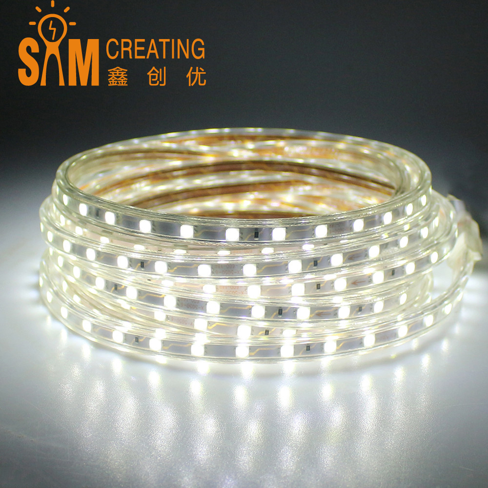 Led strip 60leds m 5050 flexible light 1M 2M 3M 4M 5M 6M 7M 8M 9M