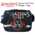 2017 Anime Assassin Creed Messenger Bag School Shoulder Bag For Students Kids Children Boys Gilrs Teenager Canvas Bags