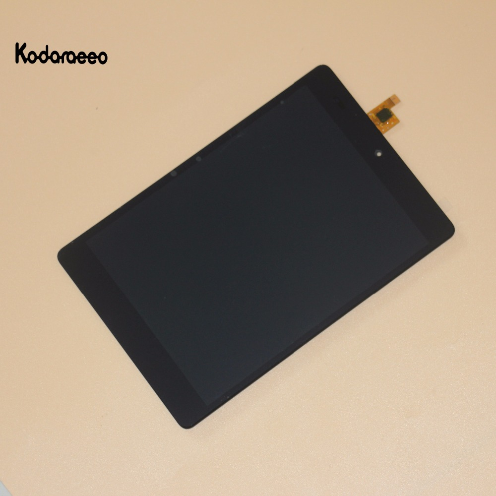 kodaraeeo For Xiaomi Mipad Mi Pad 1 A0101 Touch Screen Digitizer Glass+LCD Display Assembly Panel Replacement Parts Black