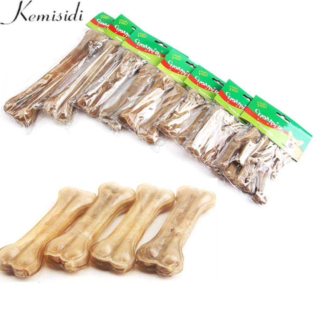 KEMISIDI Beef Dog Food Feeders Medium-sized And Large dogs Molar Rod Clean Teeth Dogs Snacks 5 Size Food Feeder Snacks For Dogs