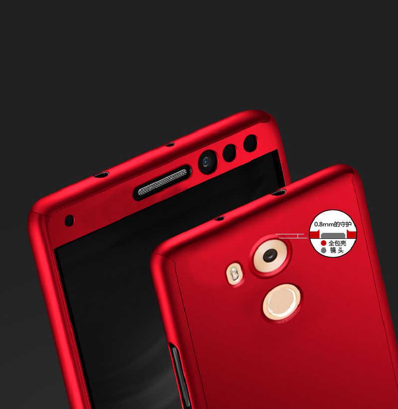 Коврики 9 Роскошный чехол Hard-PC Mobile для мобильного телефона для задней панели чехол Полный Защитный чехол для huawei Коврики 8 Коврики 7 Тонкий чехол Honor 6X