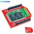 Módulo Bluetooth Bee HC-05 Mestre Escravo 2 in1 + Bluetooth XBee para Arduino 3.3 V Frete Grátis 100% Origem