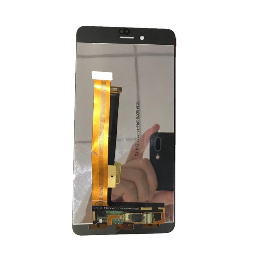 Shiping livre Para ZTE Nubia NX549J Z11 Mini S LCD Screen Display Digitador Touch Vidro Assembleia + Ferramentas
