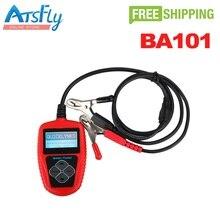 Горячие BA101 автомобильной 12 В аккумулятор автомобиля тестер сканер Бесплатная доставка