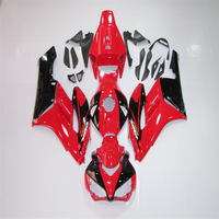 Motorcycle Fairing Kit For HONDA CBR1000 04 05 2004 2005 Red Black Flames Fairings Set Injection Mold ABS Plastic Free Gifts
