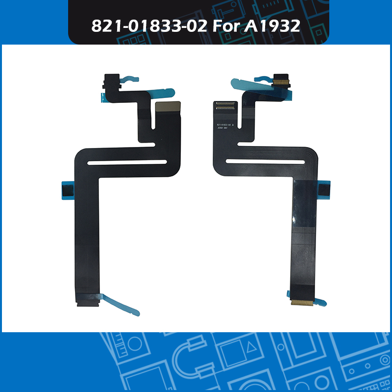 Full New A1932 Touchpad Flex Cable 821 01833 02 for Macbook Air 13 A1932 Trackpad Cable
