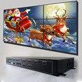 Processador de vídeo wall 3x3 para tv parede de vídeo de exibição