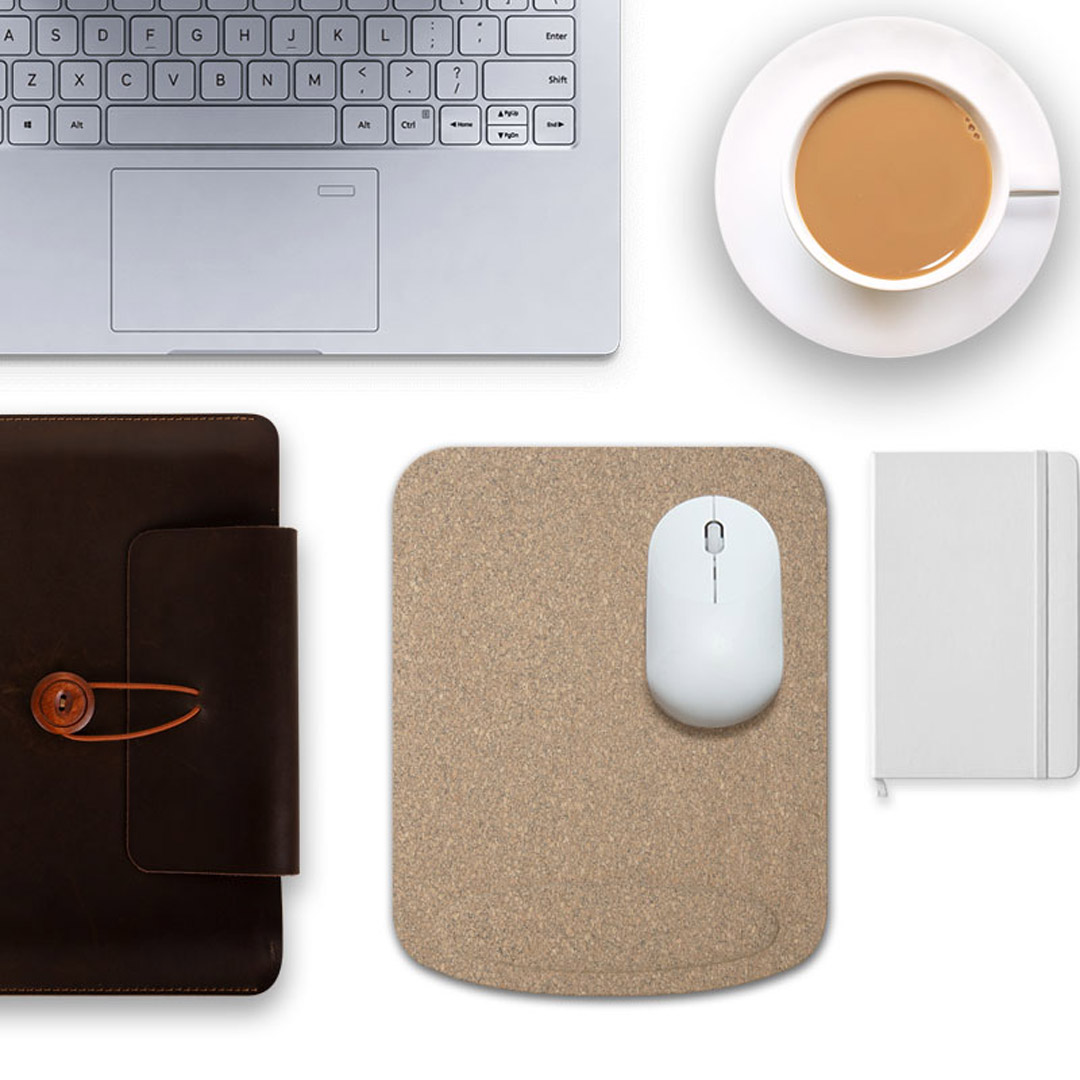 Image 5 - Xiaomi Mouse Pad Waterproof Skin Friendly Oak Coating Ergonomic Mouse Mat With Wrist Rest For Wired Wireless Gaming Mouse-in Mouse Pads from Computer & Office