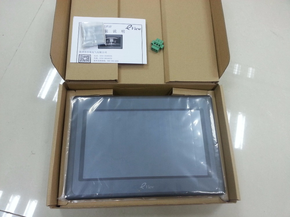 HMI Touch Screen ET070 7 inch 800*480 new in box well tested working three months warranty