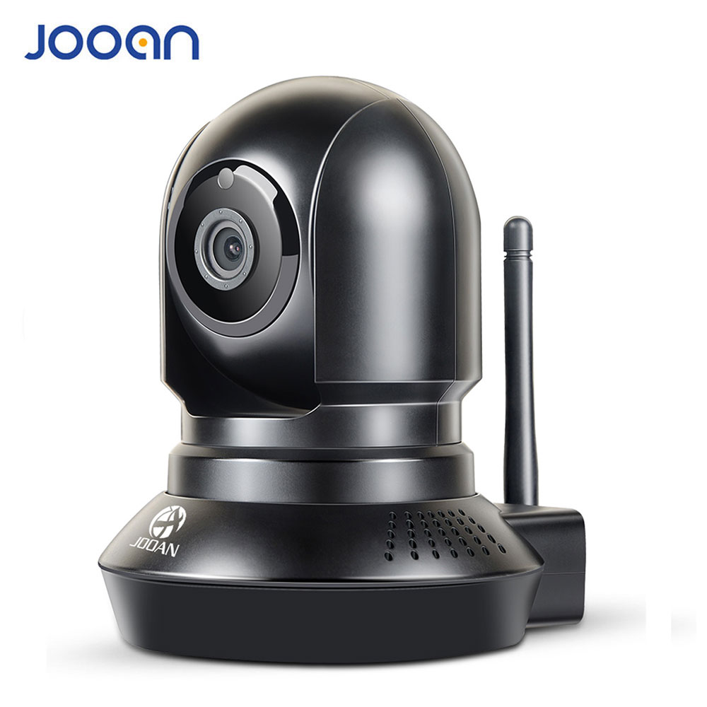 JOOAN Wireless IP Camera 720P Network Security Camera Night Vision CCTV Camera with Two way Audio