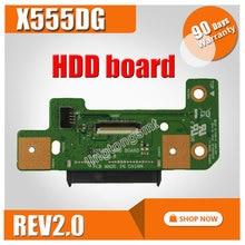 Для ASUS X555DG жесткий диск небольшой совет X555DG X555YA K555D X555D A555D HDD жесткий диск плате 100% тестирование рабочий
