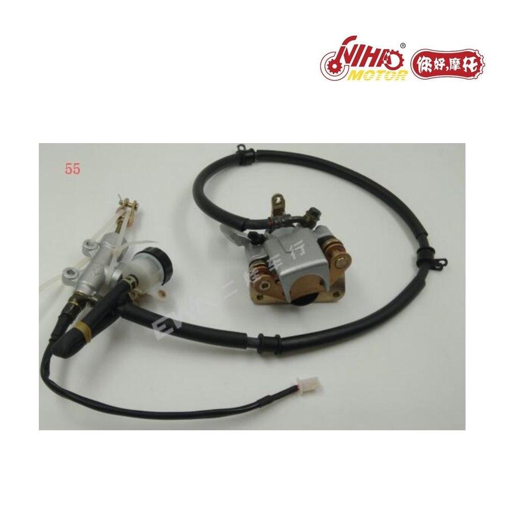 55 For LONCIN 200 LX200-M Body Parts Accessories ATV QUAD NIHAO MOTOR