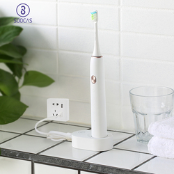 SOOCAS X3 Adult Electric Toothbrush USB Charging Sonic tooth brush Bluetooth APP Ultrasonic toothbrushes  4 cleaning mode xiaomi