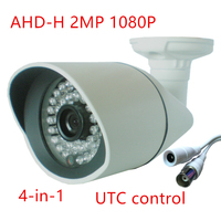 Ahd Cvi Tvi 4 In 1 Analog High Definition Surveillance OSD Menu Camera 3000TVL AHD H