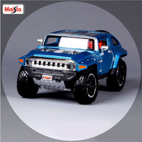 1 24 Scale Brand Maisto Delicate Kids Hammer HX Metal Die Cast Model Cars Vehicle Gift
