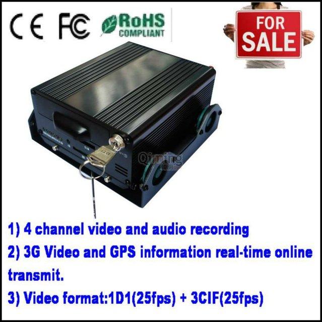 CCTV 4ch GPS 3G Mobile Car DVR,mobile car dvr 3g Suppliers
