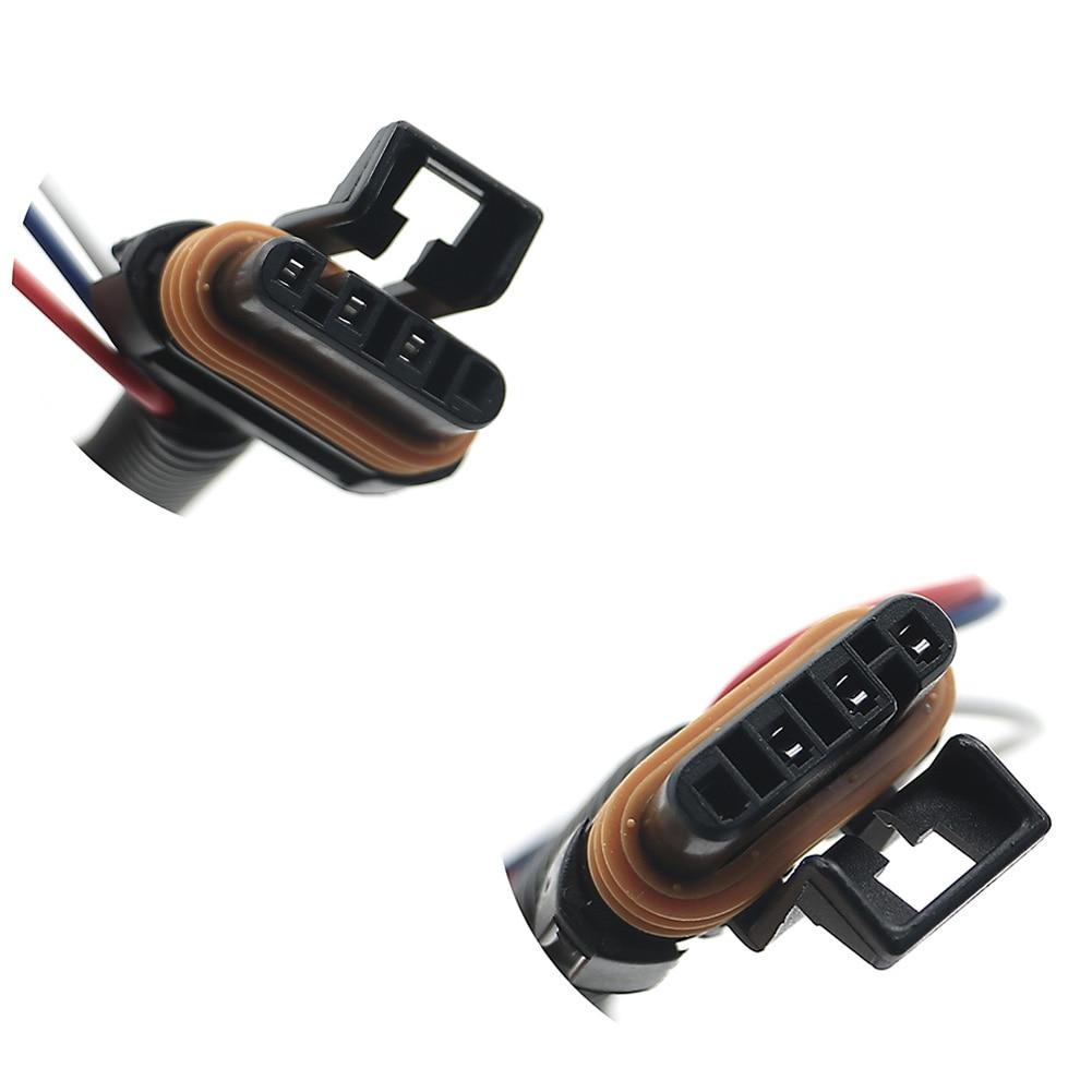 Polaris RZR Tail Light Power Harness for Whip Brake Light License Plate 2015-18