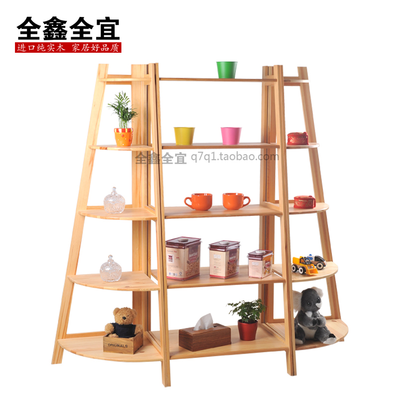 Jiaojia pine wood frame combination with straight sides display a ...