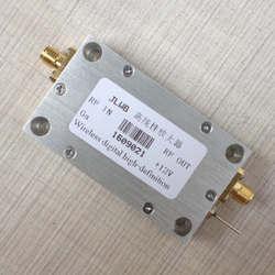 Цифровой радиочастотный СВЧ широкополосный высокий усилитель мощности линейный усилитель мощности 30-1200 МГц 0,1 Вт