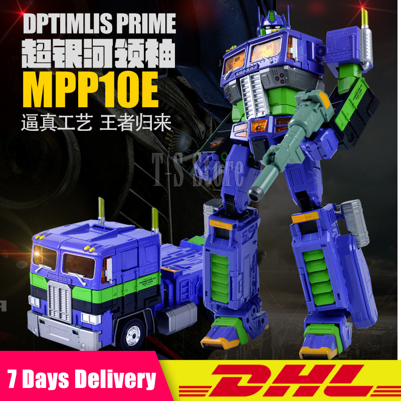 Wei jiang 32 CM MPP10 Diamond Film V 5 Skyreach Pillar Deformation Day Deformation Robot Toy Alloy Transformation Toy G1 MPP10