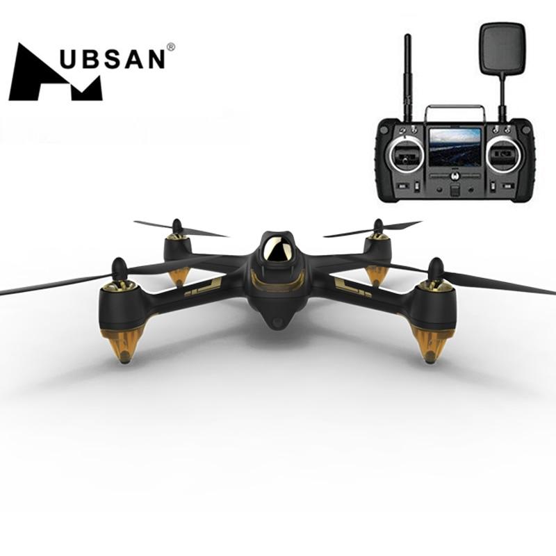 Hubsan H501S X4 Pro 5.8g FPV Brushless Avec 1080 p HD Caméra GPS RTF Suivre Me Mode Quadcopter Hélicoptère RC Drone Livraison Gratuite