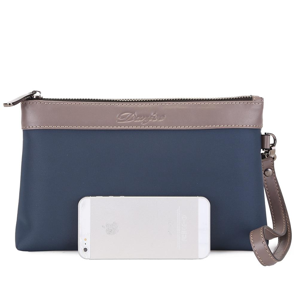 DANJUE Men Bag Oxford Cloth High Quality Hand Bag Male Zipper Leisure  Clutch Bag Waterproof Casual Men Phone Bag Soild Wallet on Aliexpress.com  d3ab0911dfbfe
