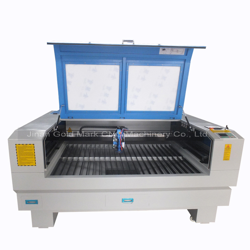 TS1390-H 150W Reci Blade Table Cheap Price CNC CO2 Laser Engraver Cutting Machine CW5200 Chiller Wooden Engraving Cutter