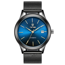 TEVISE Gold Automatic Mechanical Men Watch