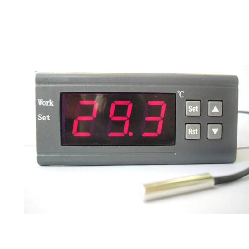 все цены на WH1435C -30~300 degree 5A PID Electronic Digital Thermostat High Temperature Controller Switch & 1 Celsius Control Resolution онлайн