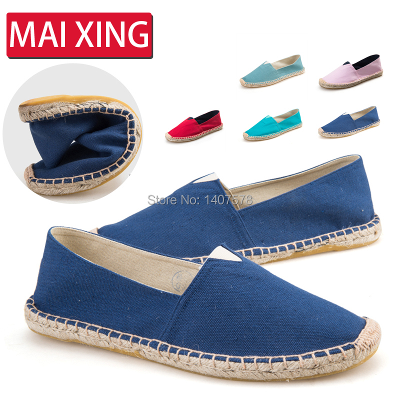 New Women Men T om Shoes Slip-on Casual Flats Solid Canvas Leisure Loafer Shoes