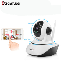 ZGWANG 1080P IP Camera Wireless Home Security IP Camera Surveillance Camera Wifi Night Vision CCTV Camera
