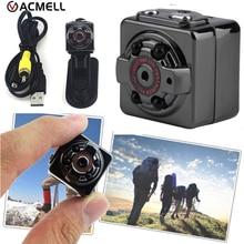 SQ8 Мини Камеры Full HD 1080 P Диктофон Инфракрасного Ночного видение motion sensor dv цифровой маленький видеокамера mini dv камера
