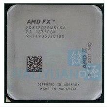 Процессор AMD FX-Series FX-8320 FX8320 FX 8320 3,5 ГГц Восьмиядерный процессор FD8320FRW8KHK Socket AM3