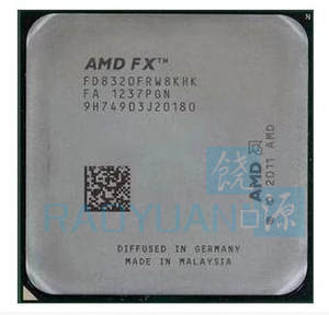 AMD CPU Processor Fx 8320 Am3  Eight-Core Fd8320frw8khk-Socket Fx-Series