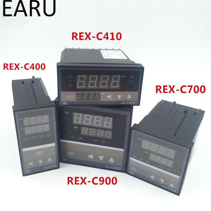REX-C100 REX-C100FK02-V * AN digitaalne PID-temperatuuri regulaatori - Mõõtevahendid - Foto 5