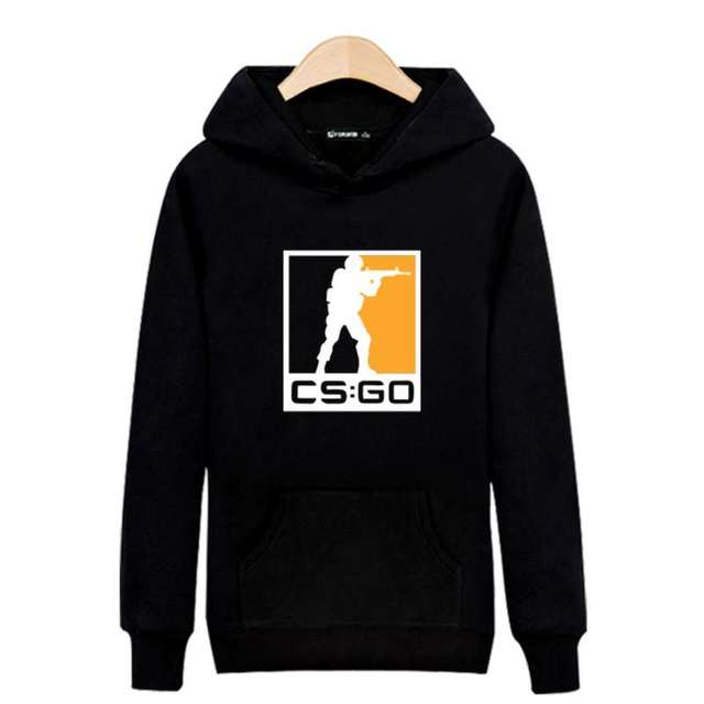 CS GO Hot Sale Cotton Trendy Hooded Hoodies with Harajuku Sweatshirt Men Luxury Brand in Mens Hoodies and Sweatshirts Hip Hop