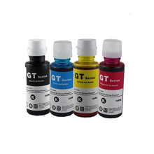 YI LE CAI compatible 400ml color dye Ink refill kit for HP 655 5820 Advantage 3525 4615 4625 5525 6520 6525 printer