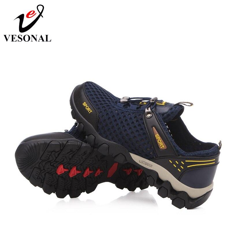 Male Maille Respirant Sneakers gris D'été Hommes Pour kaki Marque Casual Printemps De Marche 2018 Bleu Chaussures Lumière Confortable Vesonal Qualité E08zxw1RqE