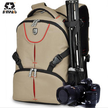 SINPAID SLR Camera Backpack Famous Brand Travel Backpacks High Quality Oxford Casual Men's Bag High-capacity Women's Bags M500