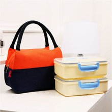 Cooler Bags Insulated For Travel  Canvas Multifunction Picnic Girl Women Reusable Lunch Bag Thermal Food Handbag