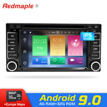 Android 9.0 Car Radio DVD Player GPS Navigation Multimedia For Subaru Forester 2008 2009 2010 2011 2012 2013 Auto Stereo