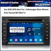 Android Car DVD Player FOR VW Passat B5 Jetta Golf 4 Bora Polo GPS Navigation Speed