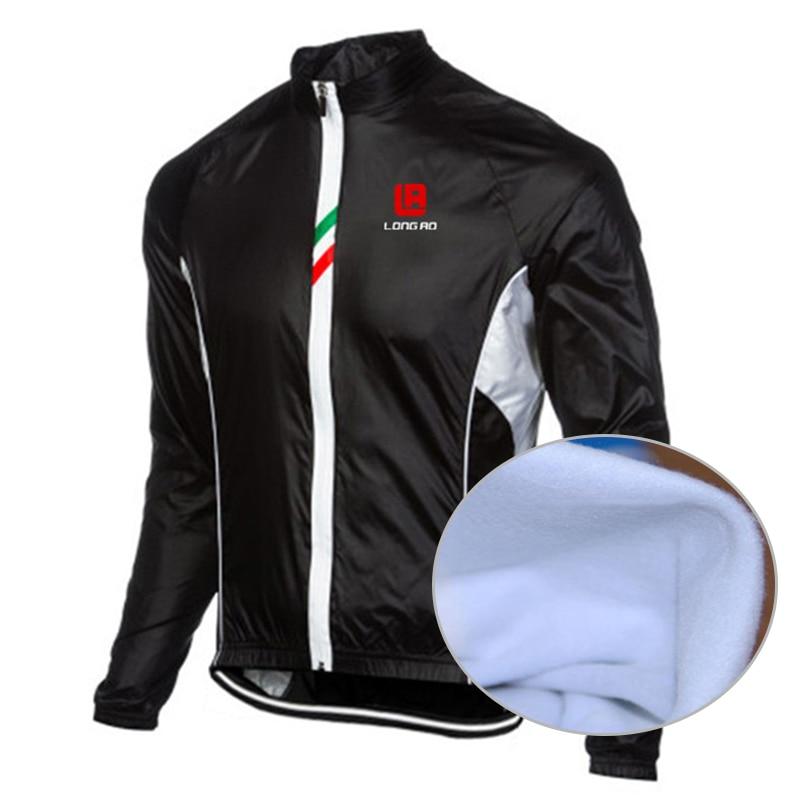 Mies Pyöräily Jersey vaatteet Talvi lämmin nopea kuiva hikoilunestoa Bicicleta MTB polkupyörä Maillot Ropa Ciclismo Hombre LONG11F