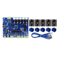 Makerbot Replicator G Mighty Board+ TMC2100/TMC2560 V1.0 For Makerbot VS A4988 SL@88