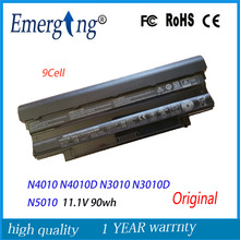 9cells 11.1V New Original Laptop Battery for Dell INSPIRON M5030 N4010 N5010 14R 15R J1KND 9T48V(China)