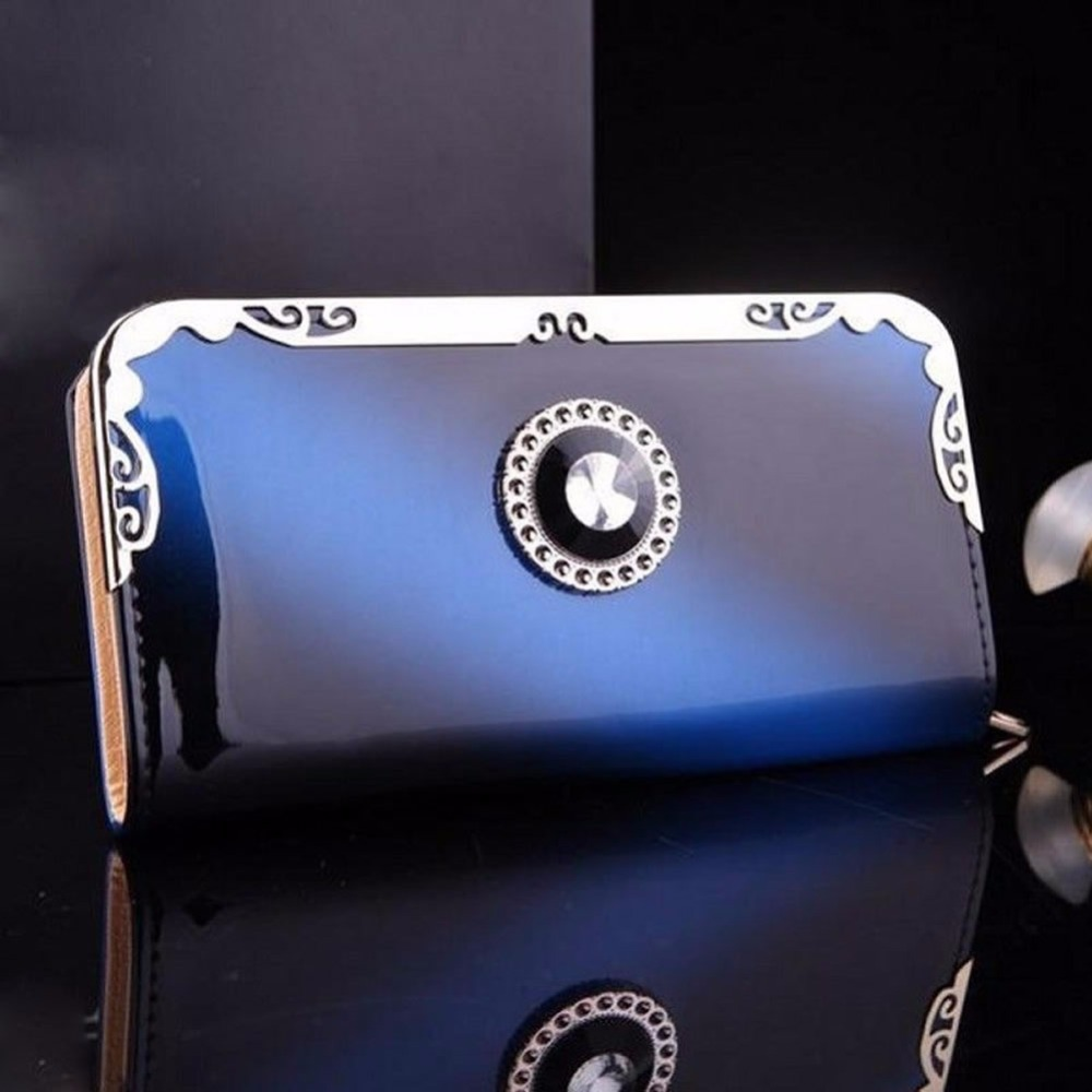 THINKTHENDO Women Fashion PU Leather Clutch Wallet Card Holder Bag Ladies Long Purse Handbag new arrivals fashion women pu leather zipper wallet clutch card holder purse lady long handbag dec26