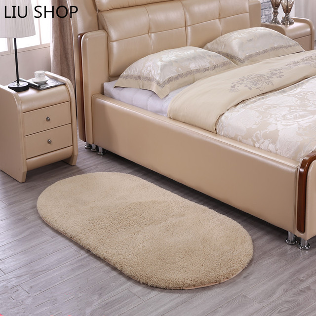 LIU agnello spessore tappeto camera da letto soggiorno tavolo ovale ...