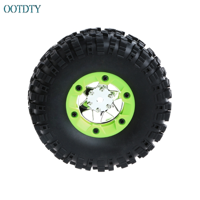 1Pair Parts For Wltoys 12428 12423 1/12 RC Car Spare Parts Left Wheels Tires Replacement #046