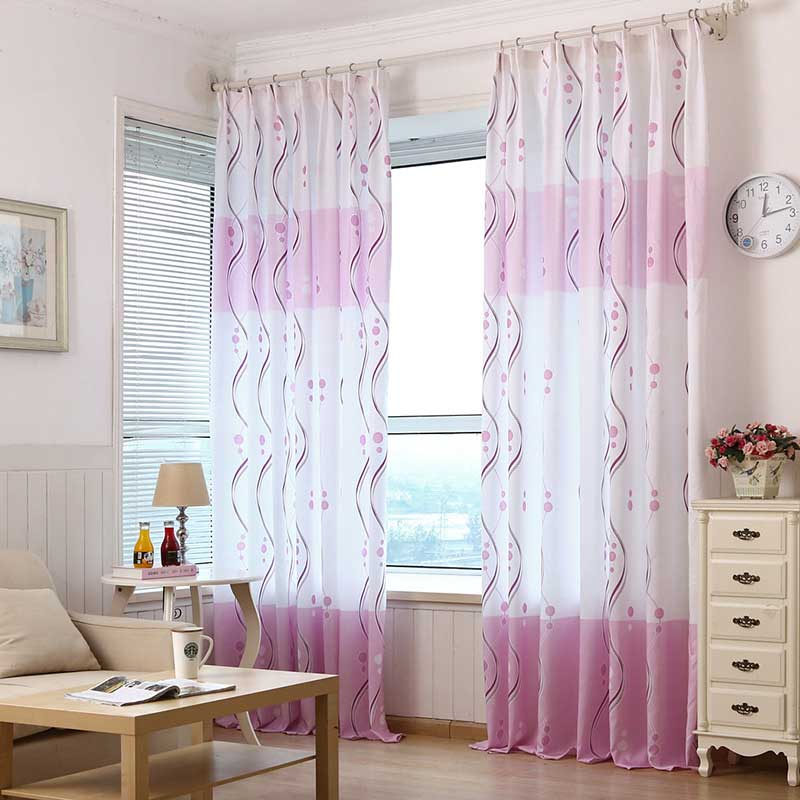 2017 Curtains Curtain For Living Room Home Door Bedroom